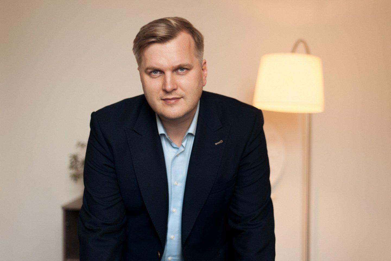 Psichologas Antanas Mockus.<br>Goodlife Photorgraphy nuotr.