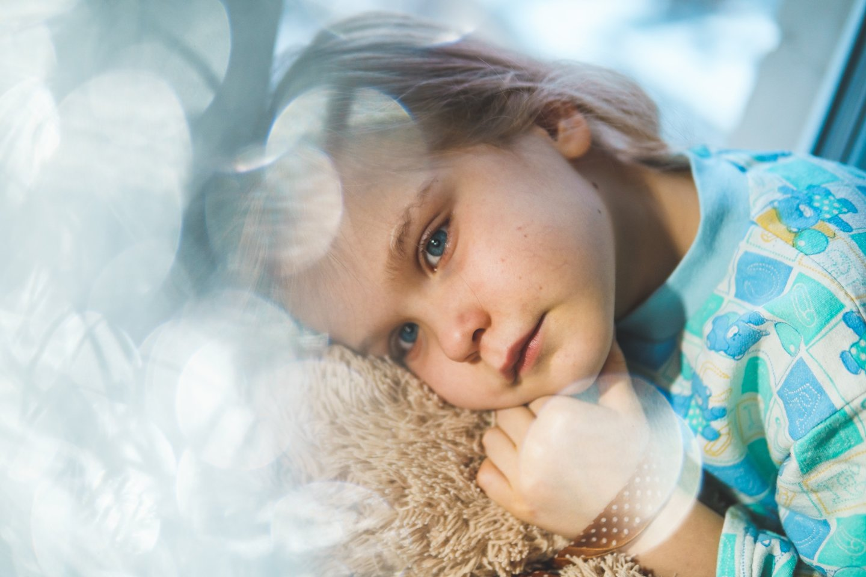 """Vaikų imunitetas formuojasi tik susidūrus su virusais.<br>""""Unsplash"""" nuotr."""