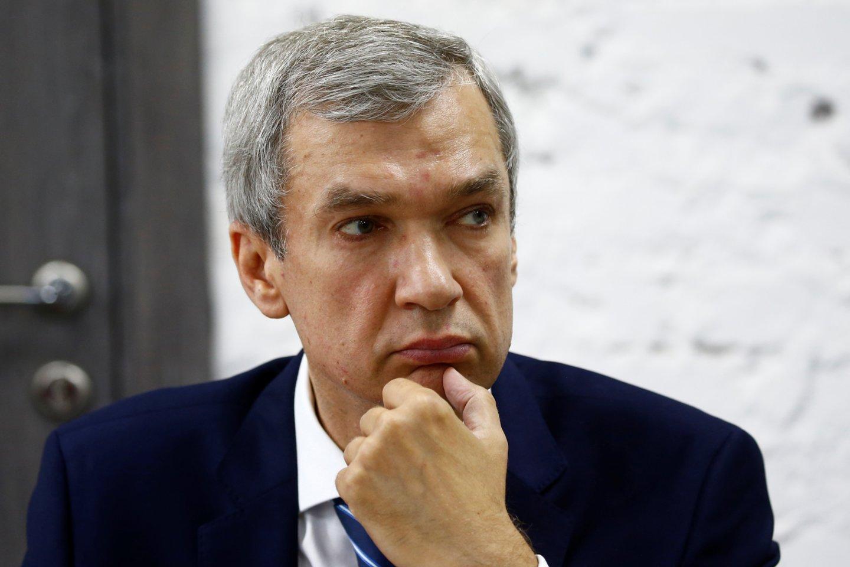 P. Latuška.<br>Reuters/Scanpix nuotr.