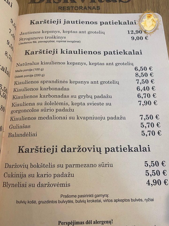 """Kavinė """"Biskvitas"""", Klaipėda.<br>Nuotr. iš """"Riebus katinas""""."""