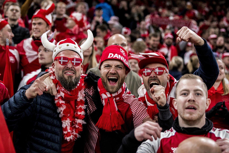Danijos rinktinė užsitikrino vietą pasaulio čempionate.<br>Imago/Scanpix nuotr.