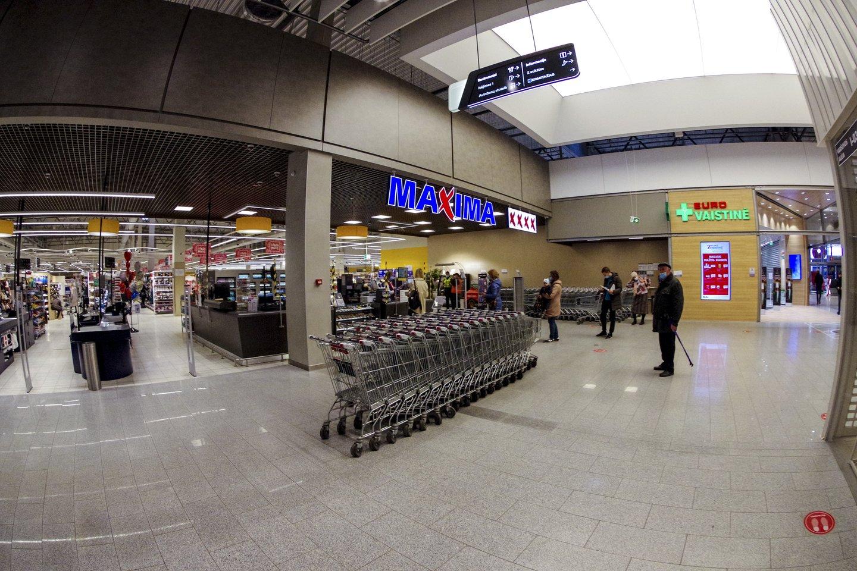 Lietuvos prekybos įmonių asociacijos vadovė Rūta Vainienė trečiadienį išreiškė savo pastebėjimus dėl galimybių paso naudojimo prekyboje.<br>V.Ščiavinsko nuotr.