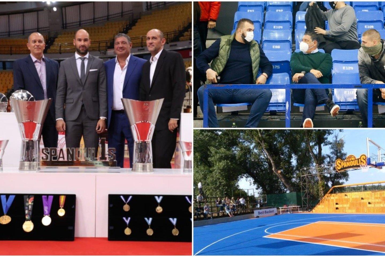 Jugoslaviška krepšinio mokykla, kurios tradicijas puoselėja ne tik klubai.<br>Twitter/Eurohoops nuotr.