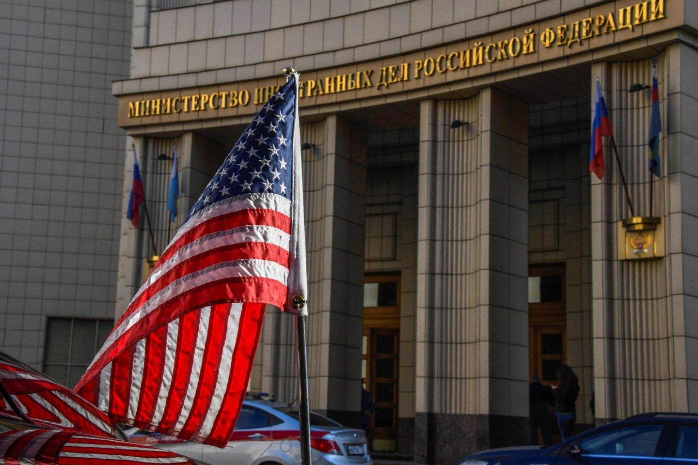 JAV valstybės sekretoriaus pavaduotojos Victorios Nuland vizitas Rusijoje.<br>AFP/Scanpix nuotr.