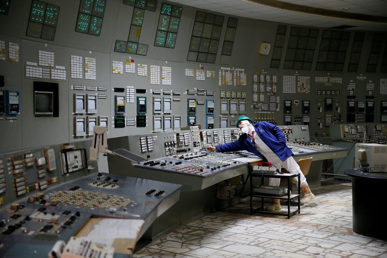 Černobylio atominė elektrinė.<br>Reuters/Scanpix nuotr.