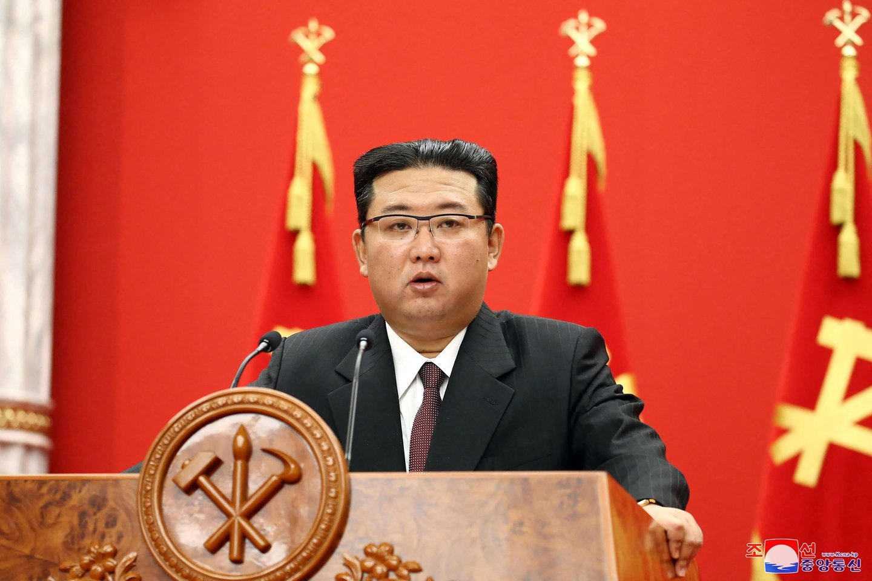 Kim Jong Unas.<br>AFP/Scanpix nuotr.