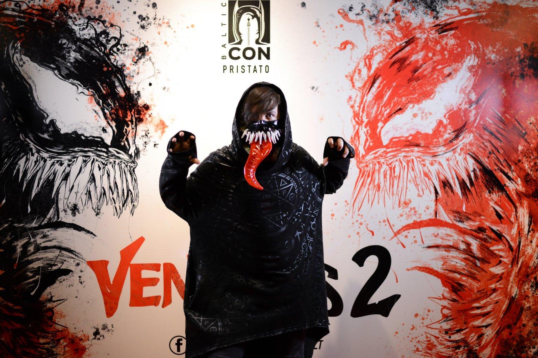 "Filmo ""Venomas 2"" premjera.<br>""Smailius photo"" nuotr."