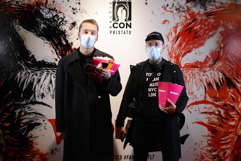 """Lukas Gricius ir Naglis Bierancas.<br>""""Smailius photo"""" nuotr."""