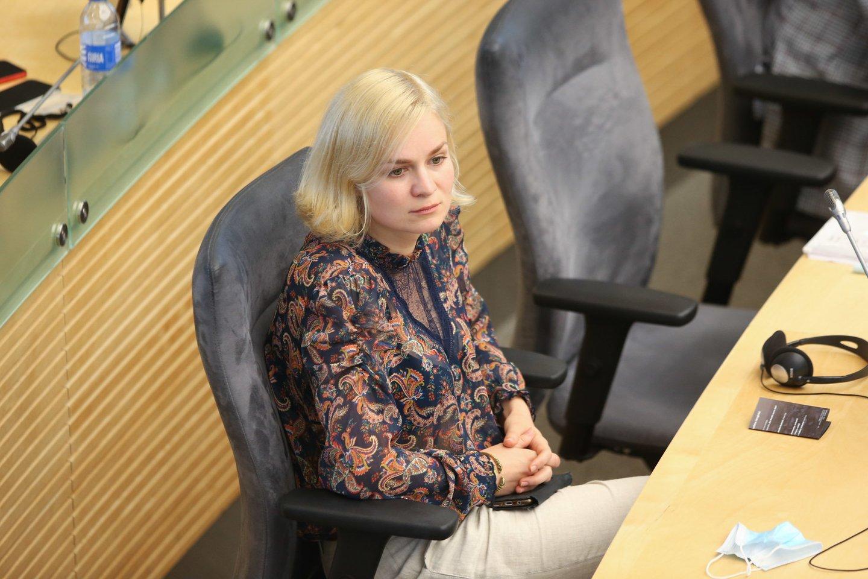 Morgana Danielė<br>R.Danisevičiaus nuotr.