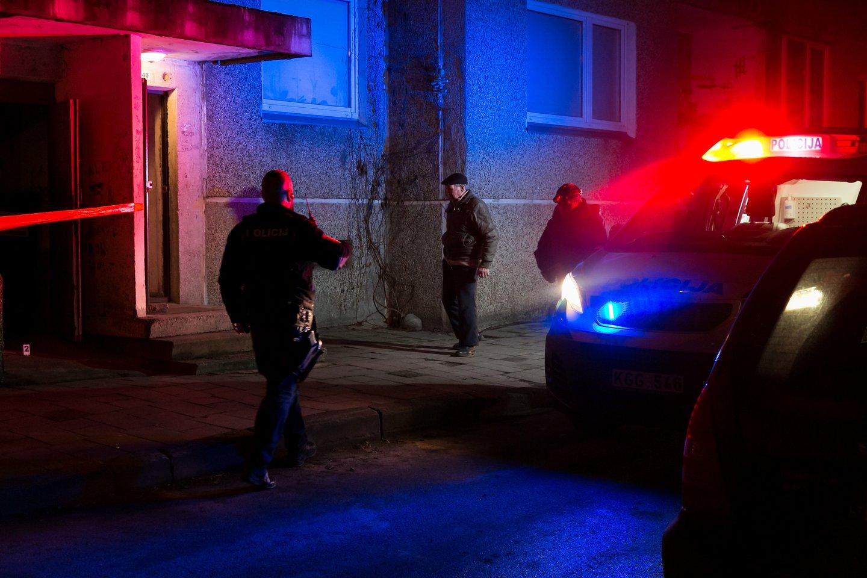 Pradėtas ikiteisminis tyrimas dėl nužudymo.<br>T.Bauro asociatyvi nuotr.