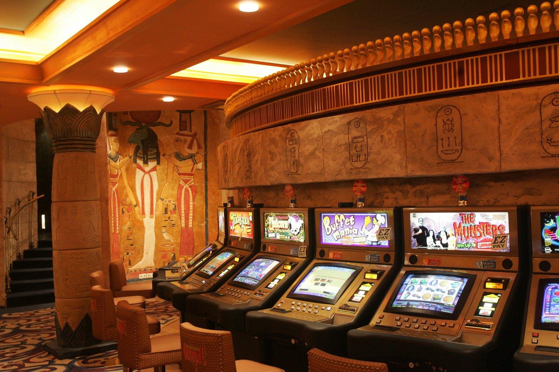Nuo 2022 metų liepos lošimų verslas bus pertvarkomas.<br>A.Barzdžiaus nuotr.