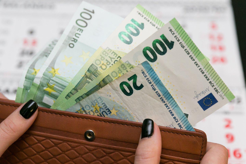 Ateinančiais metais jokių naujų mokesčių tikrai nebus, parlamentarus patikino finansų ministrė Gintarė Skaistė.<br>T.Bauro nuotr.