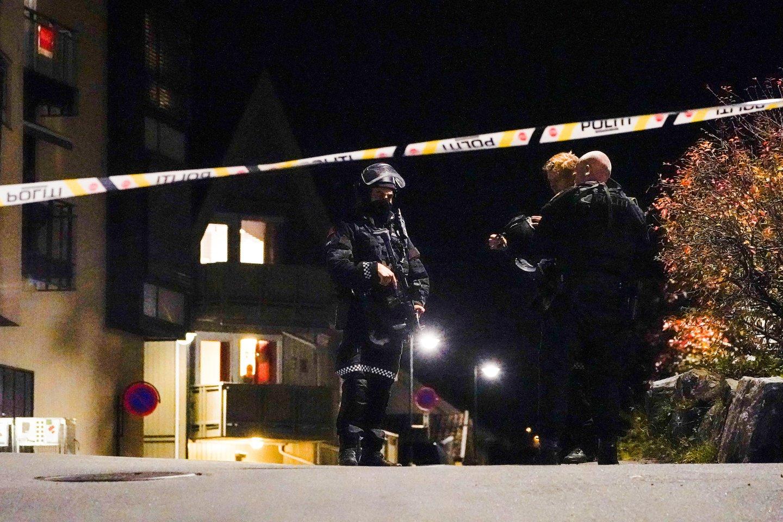 Išpuolis Norvegijoje.<br>Reuters/Scanpix nuotr.