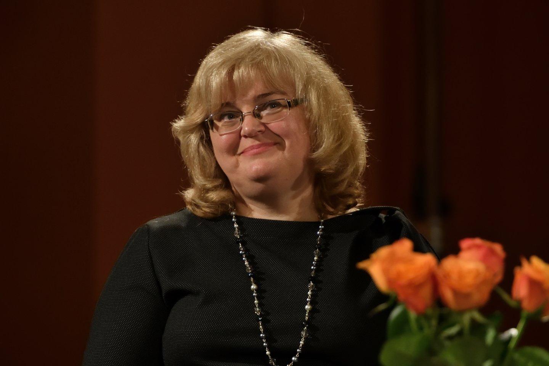 Ramunė Šmigelskytė-Stukienė.<br>Organizatorių nuotr.